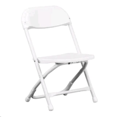 Rental store for Children s Chair - white folding in Greenville MS