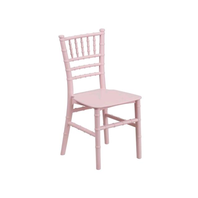 Where to find CHAIR, CHILD CHIAVARI pink in Greenville