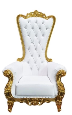 Rental store for Throne Chair in Greenville MS