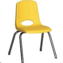 Rental store for Children s Chair - yellow in Greenville MS