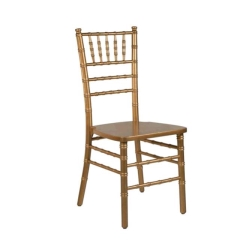 Rental store for Chiavari Chair - Gold in Greenville MS