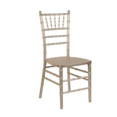 Rental store for Chiavari Chair - Silver in Greenville MS