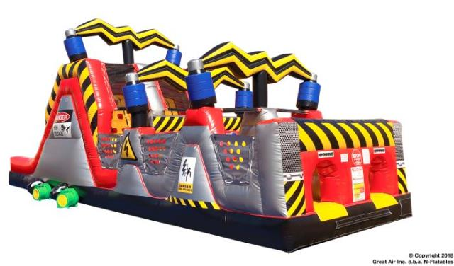 Rent Inflatables & Games